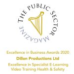 E-learning Excellence Awarded To Dillon From Public Sector MagazineE-learning Excellence Awarded To Dillon From Public Sector Magazine